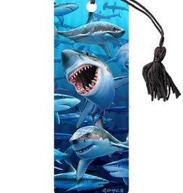 Royce 3D Boekenlegger Haaien