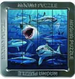 Cheatwell 3D Haaien (klein) (8-108 jaar)