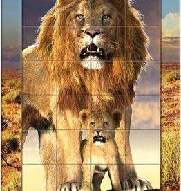 Cheatwell 3D Leeuwen