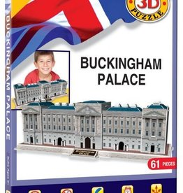 Cheatwell 3D Puzzel Buckingham Palace