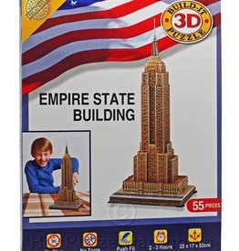 Cheatwell 3D Puzzel Empire State Building