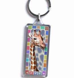 Royce 3D Sleutelhanger Giraffe