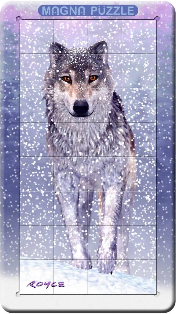 Cheatwell 3D Sneeuwwolf ( van 8-108 jaar )