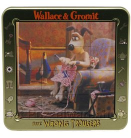Cheatwell 3D Wallace & Gromit The Wrong Trousers