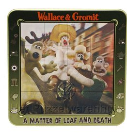 Cheatwell 3D Wallace & Gromit A Matter of Loaf and Death