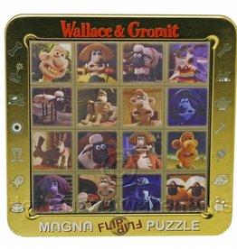Cheatwell 3D Sudoku Wallace & Gromit Flip Flip