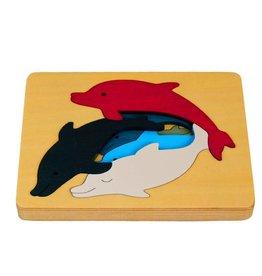 George Luck Dolfijnen