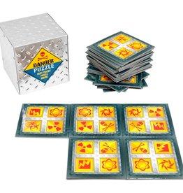 Lagoon Puzzles Gevaarlijke Puzzel (geschikt voor hoogbegaafden)