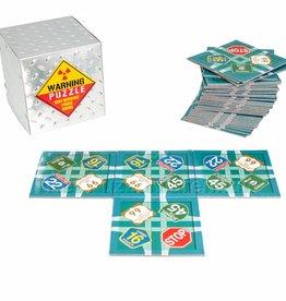 Lagoon Puzzles Waarschuwings Puzzel (geschikt voor hoogbegaafden)