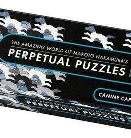 Lagoon Puzzles Hondenrace Puzzel