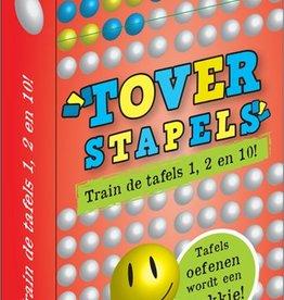 PW Educatief Toverstapels Train de tafels 1, 2 en 10!
