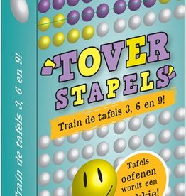 PW Educatief Toverstapels Train de tafels 3,6,en 9!