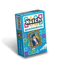 PW Educatief Match Geschiedenis ( 10-99 jaar )