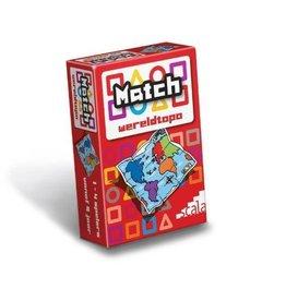 PW Educatief Match Wereldtopo ( vanaf 9 jaar )