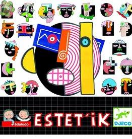 Djeco Estetik ( vanaf 3-6 jaar )