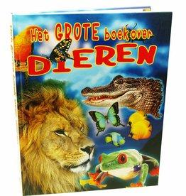 PW Educatief Het grote boek over dieren
