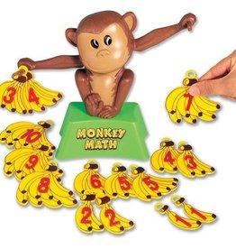 PW Educatief Monkey Math Rekenspel vanaf 3 jaar