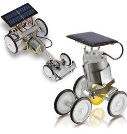 PW Educatief Solaracer & Solacar