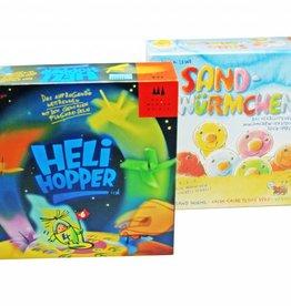 PW Educatief Zandwormpjes & Heli Hopper vanaf 4 jaar