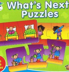 Galt Wat volgt puzzel 3-5 jaar