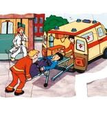 Beleduc 4 - Lagenpuzzel Ongeluk vanaf 4 jaar