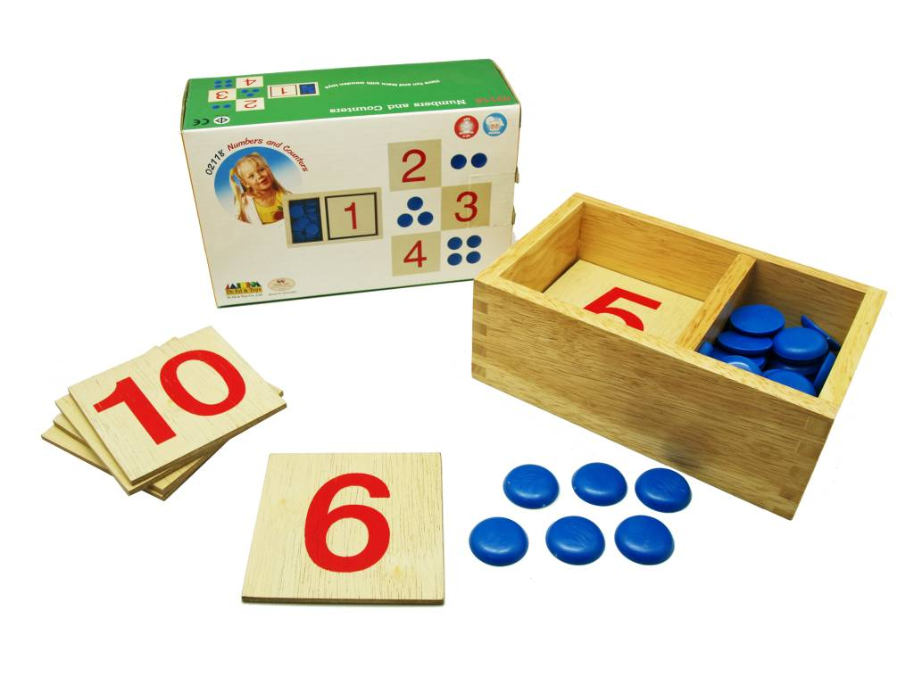 Numbers and Counters