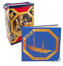 Kapla 200 + Boek Blauw