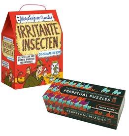 Galt Irritante Insecten + Katten Parade Blauw