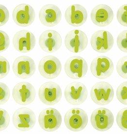 PW Educatief Stempelset Letters vanaf 3 jaar