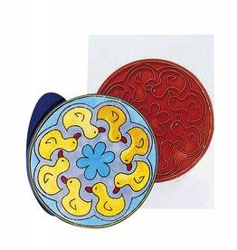 PW Educatief Mega Mandala Stempel Eendjes vanaf 3 jaar