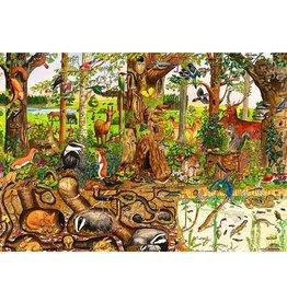 Bigjigs Dieren in het woud van 7-99 jaar