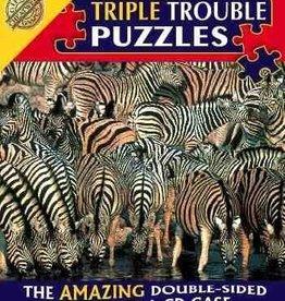 PW Educatief Triple Trouble Puzzle 2 vanaf 8-99 jaar