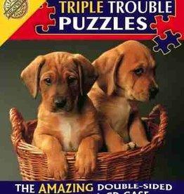 PW Educatief Triple Trouble Puzzle 4 vanaf 8-99 jaar