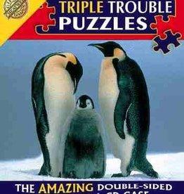 PW Educatief Triple Trouble Puzzle 1 vanaf 8-99 jaar