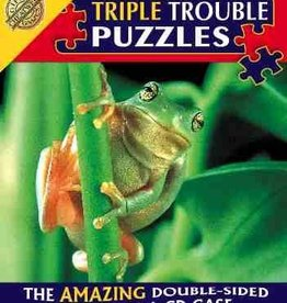 PW Educatief Triple Trouble Puzzle 3 vanaf 8-99 jaar