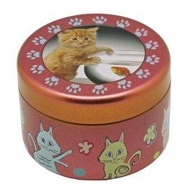 PW Educatief Kitten Puzzel 5 in blik vanaf 5-99 jaar
