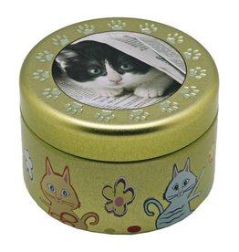 PW Educatief Kitten Puzzel 6 in blik vanaf 5-99 jaar