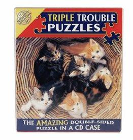 PW Educatief Triple Trouble Puzzle 5 vanaf 8-99 jaar