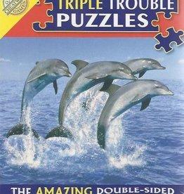 PW Educatief Triple Trouble Puzzle 6 vanaf 8-99 jaar