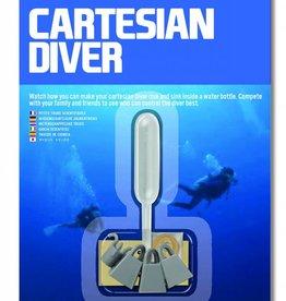 4M SC Cartesian Diver vanaf 8-18 jaar