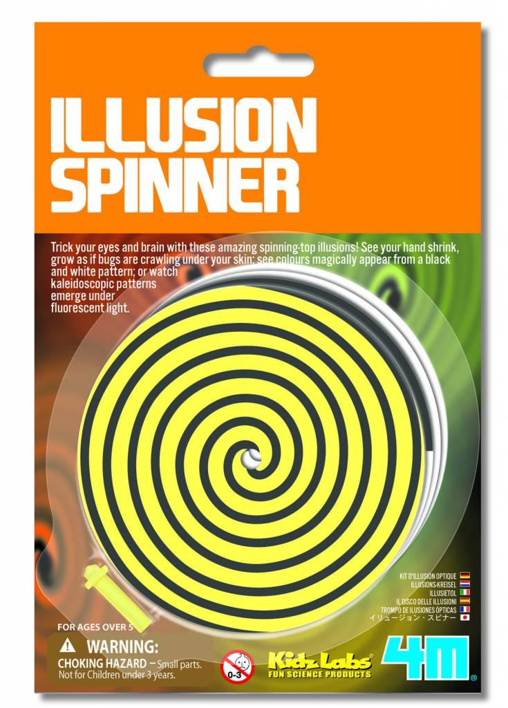 4M SC Illusion Spinner vanaf 5-18 jaar