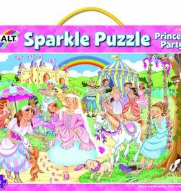 Galt Glitterpuzzel Prinsessenfeest vanaf 4-8 jaar