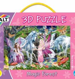 Galt 3D Puzzel Het Magische Bos vanaf 6-12 jaar