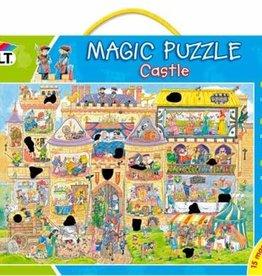 Galt Magische Puzzel Kasteel vanaf 4 jr.