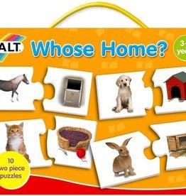 Galt Wie woont waar? (2-4 jaar)