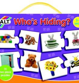 Galt Wie heeft zich verstopt? (3-5 jaar)