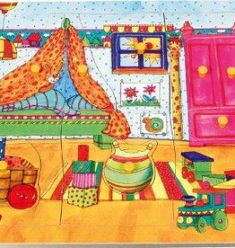 Beleduc Zoekpuzzel Kinderkamer (vanaf 3 jaar)