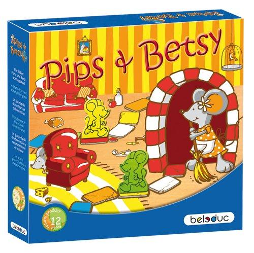 Beleduc Pips & Betsy vanaf 3-9 jaar