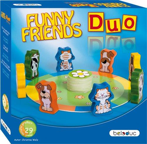 Beleduc Funny friends DUO vanaf 3-7 jaar
