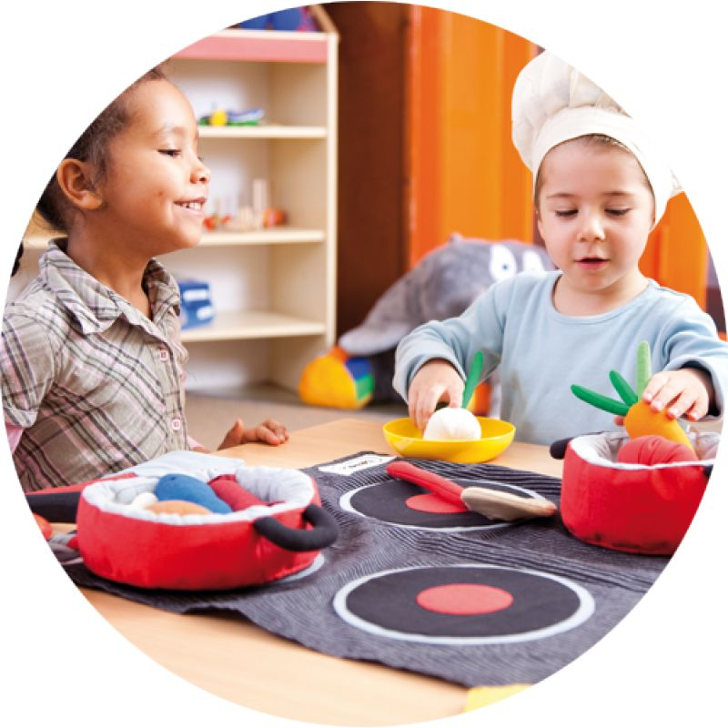 Beleduc Kids cooking vanaf 3-7 jaar